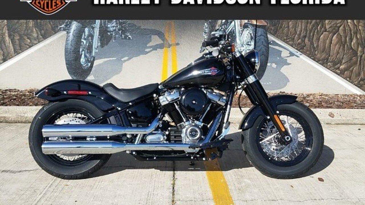 2018 Harley-Davidson Softail Slim for sale 200525243