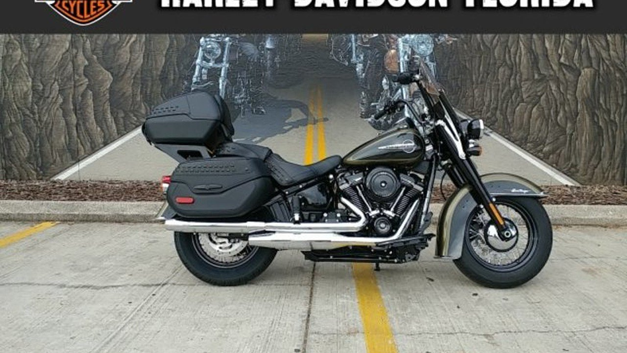 2018 Harley-Davidson Softail for sale 200525248