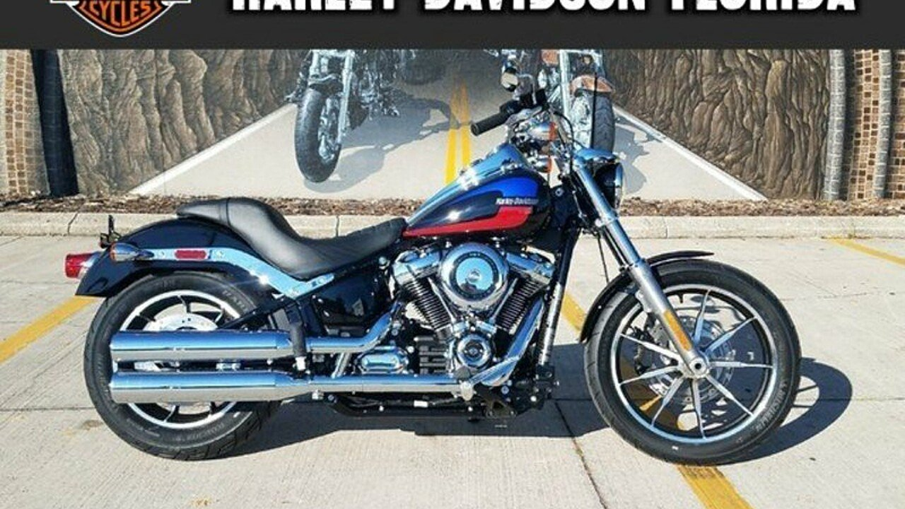 2018 Harley-Davidson Softail for sale 200525255