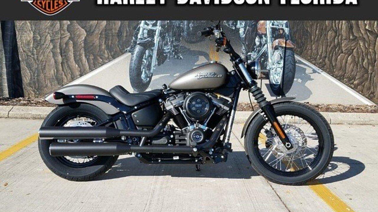 2018 Harley-Davidson Softail for sale 200525256