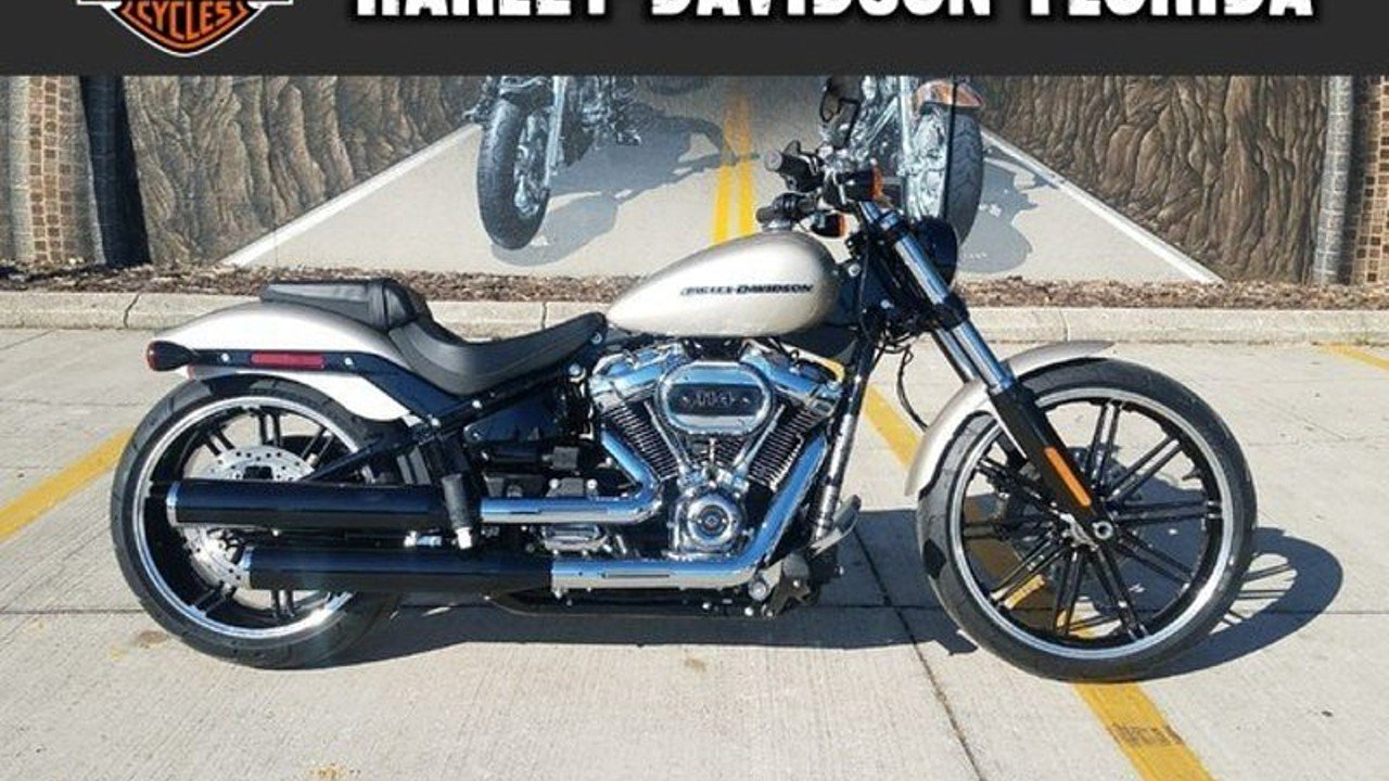 2018 Harley-Davidson Softail for sale 200525323