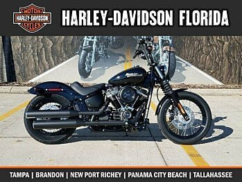 2018 Harley-Davidson Softail Street Bob for sale 200525324