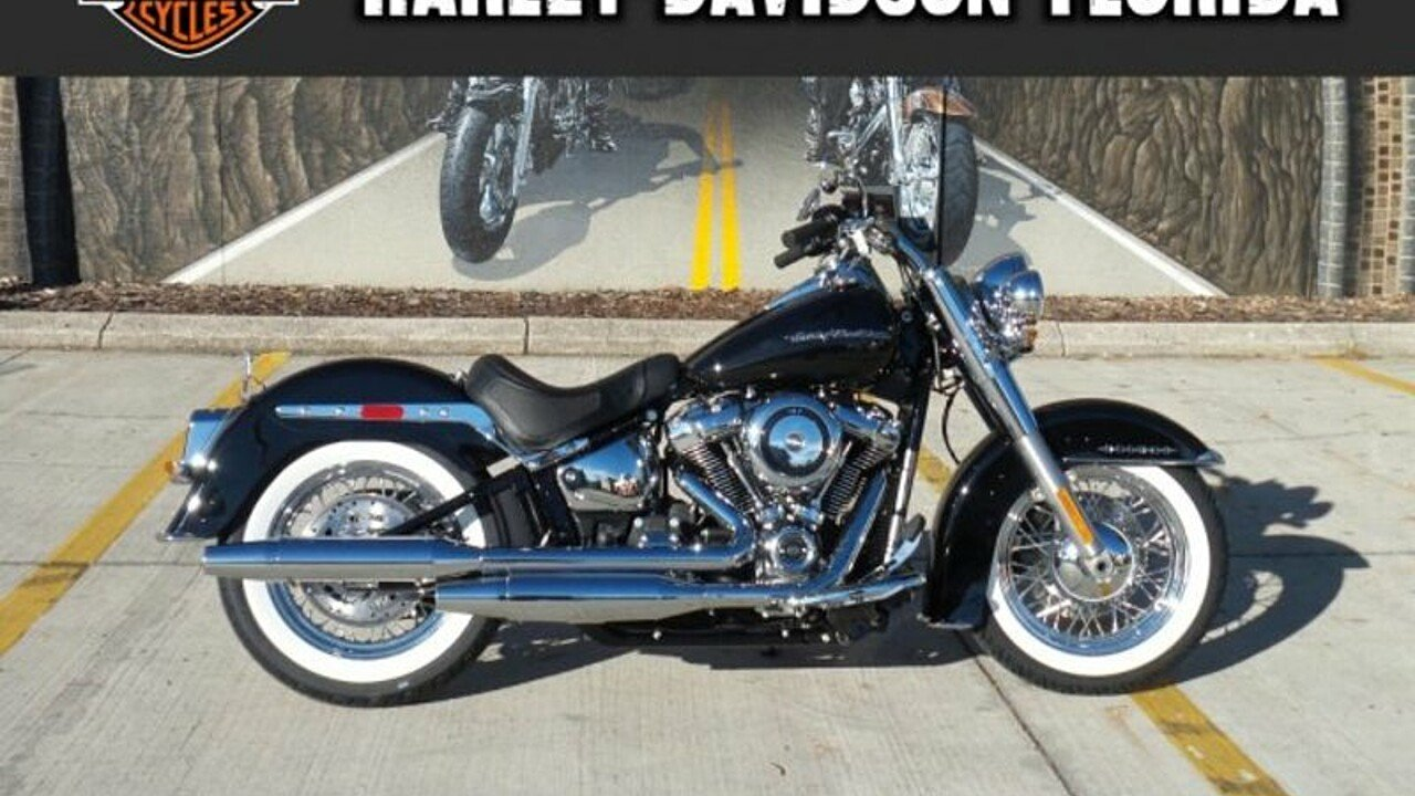 2018 Harley-Davidson Softail Deluxe for sale 200525354
