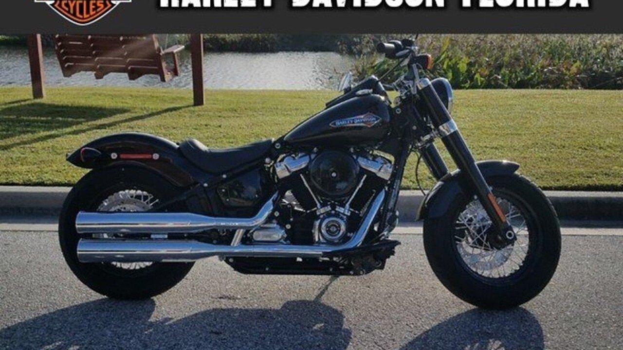 2018 Harley-Davidson Softail Slim for sale 200525939