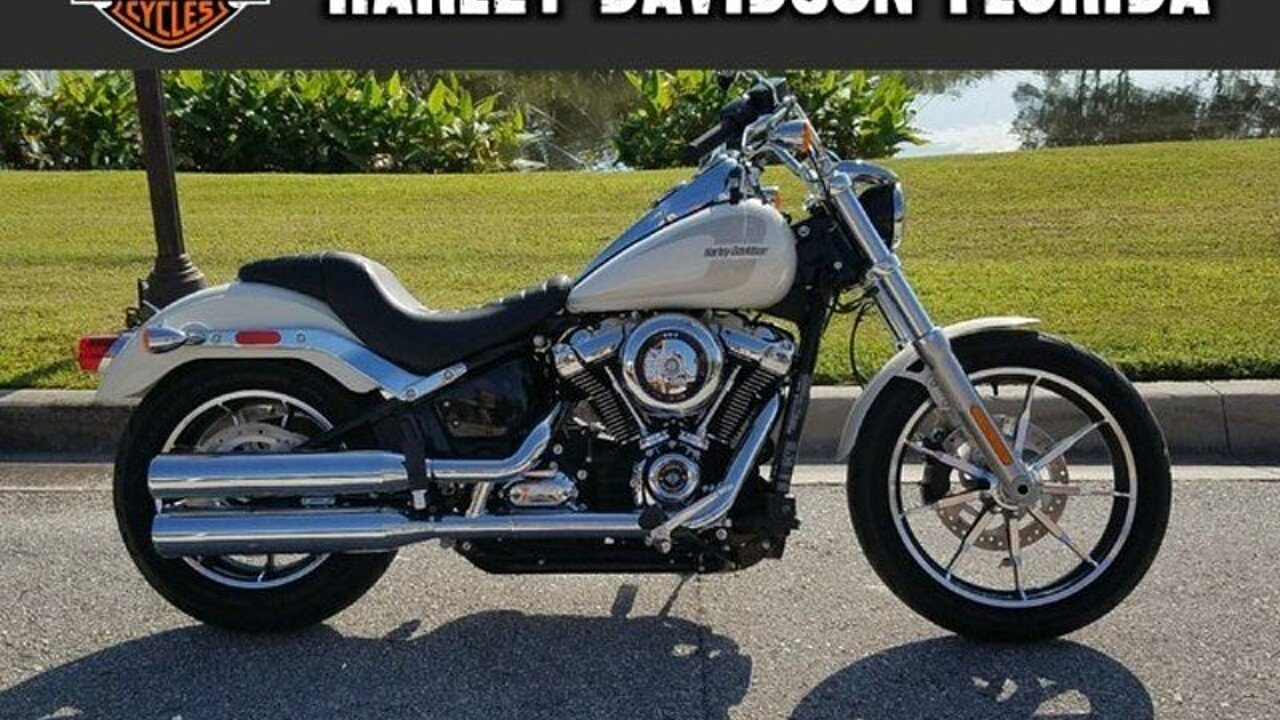 2018 Harley-Davidson Softail for sale 200525996