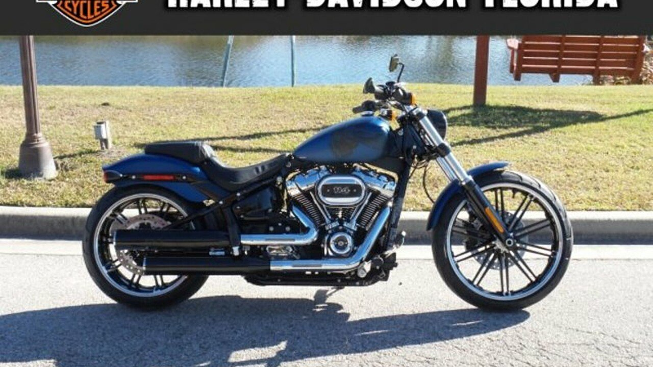 2018 Harley-Davidson Softail for sale 200526052
