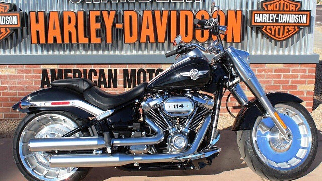 2018 Harley-Davidson Softail for sale 200526178