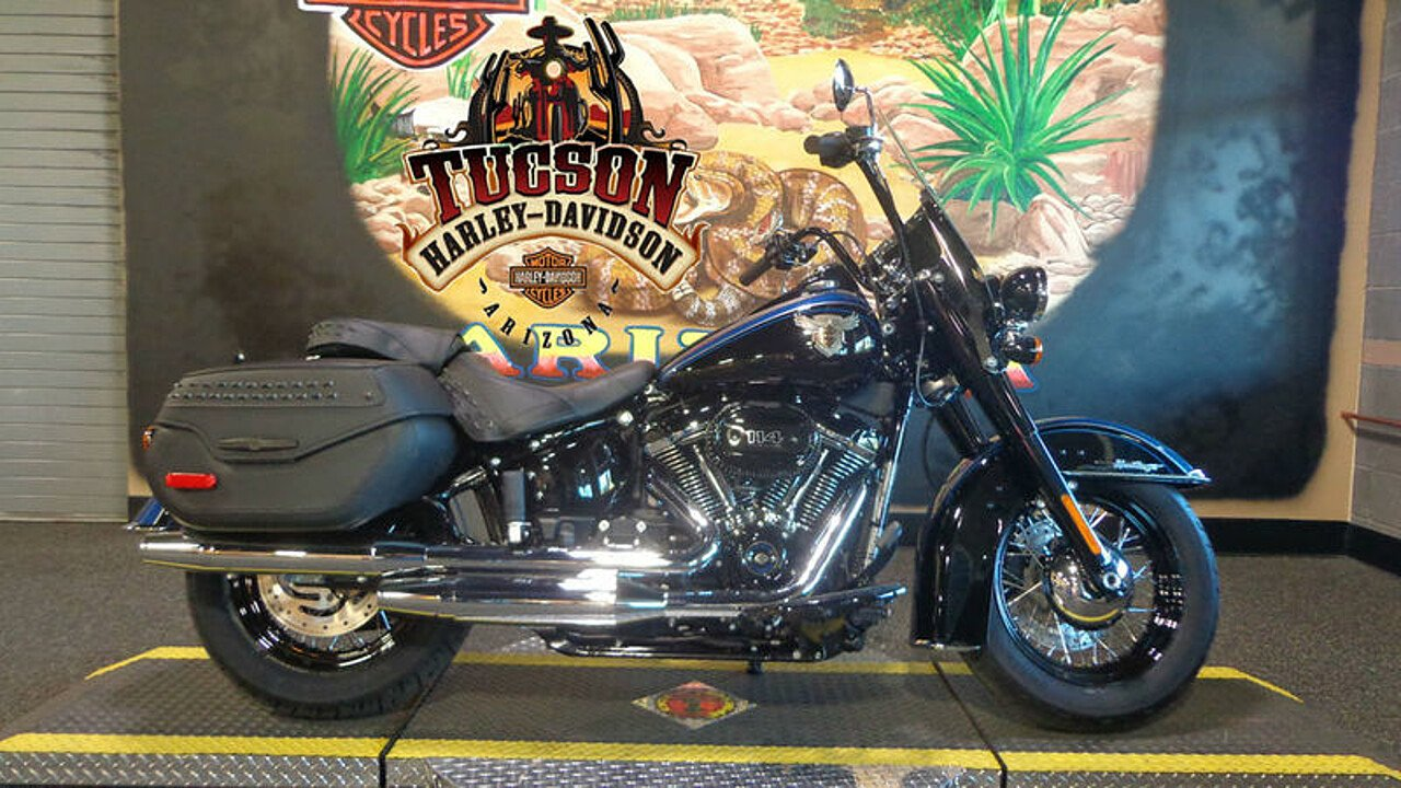 2018 Harley-Davidson Softail 115th Anniversary Heritage Classic 114 for sale 200527935