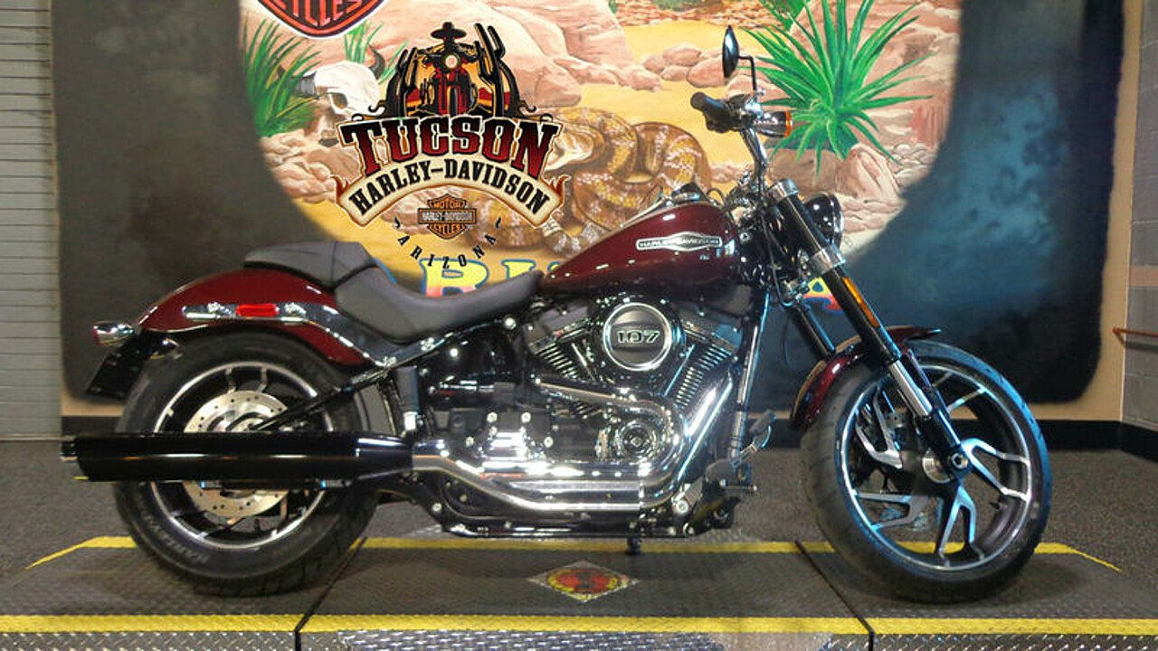 2018 Harley-Davidson Softail for sale 200533672