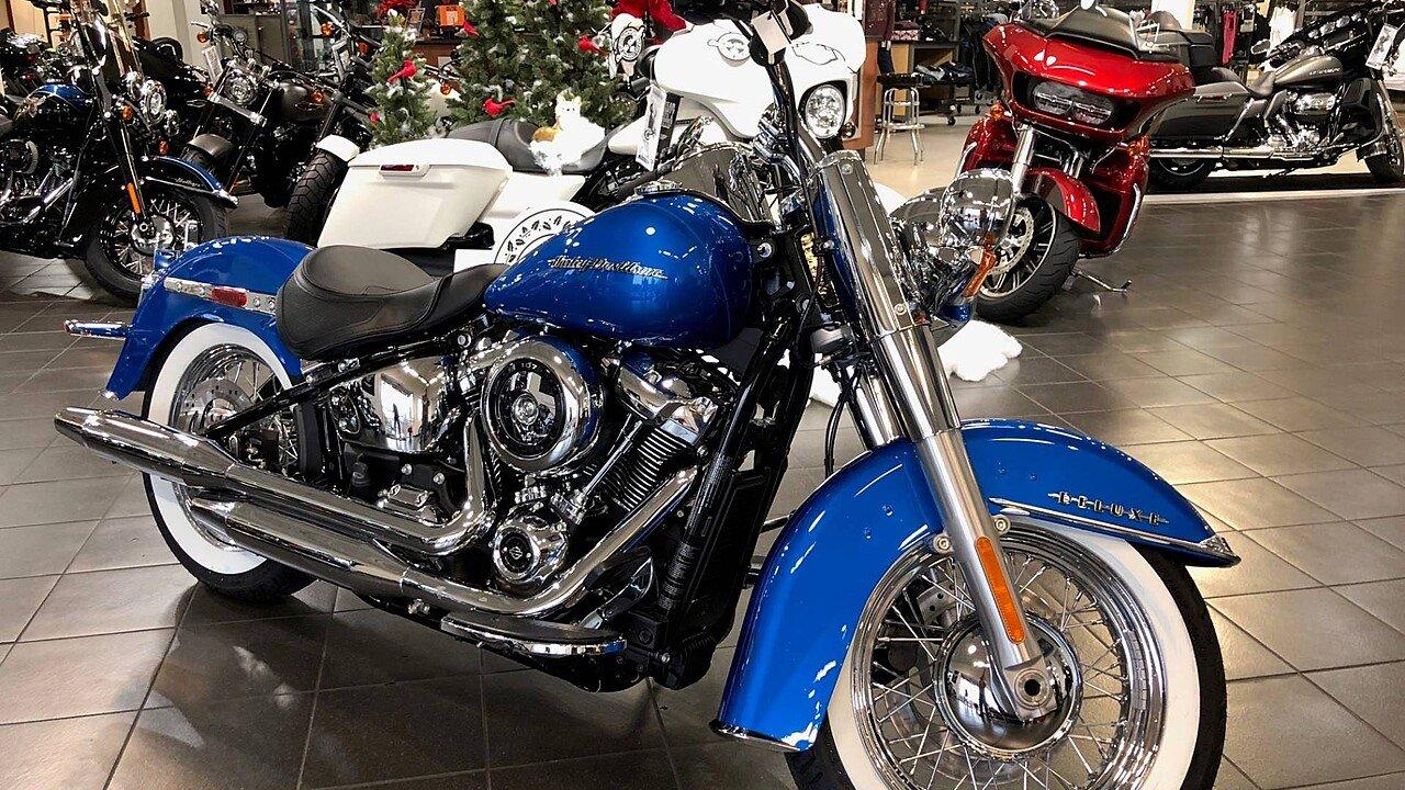 2018 Harley-Davidson Softail for sale 200534096