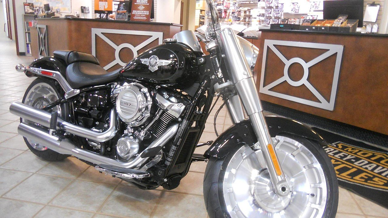 2018 Harley-Davidson Softail for sale 200534107