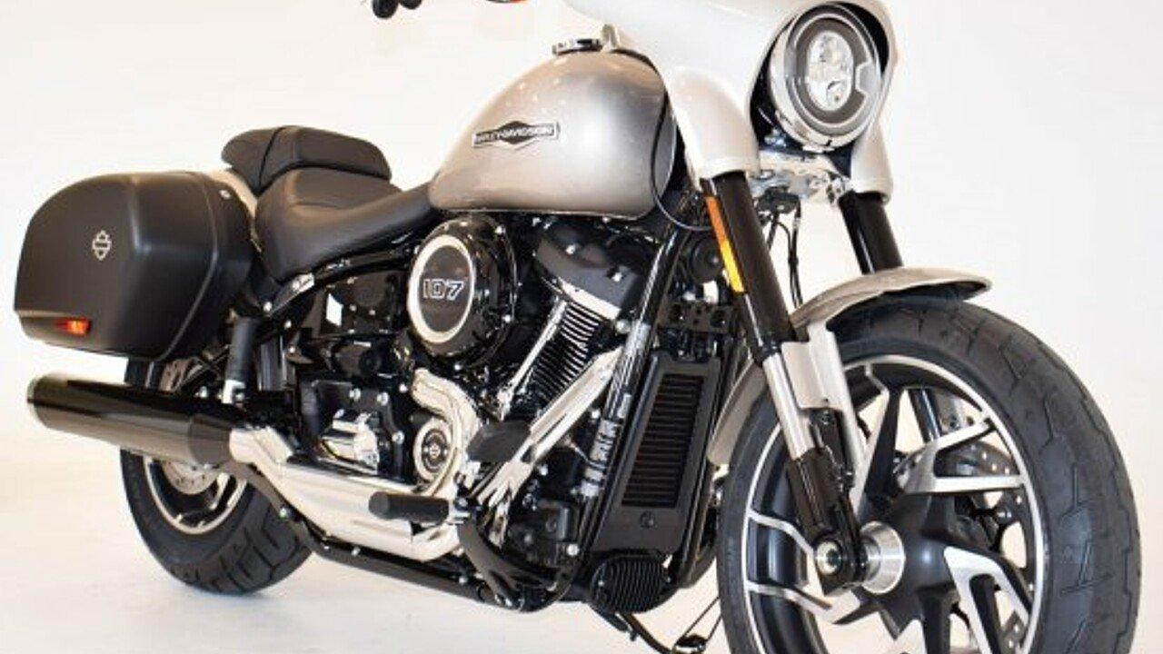 2018 Harley-Davidson Softail for sale 200545080