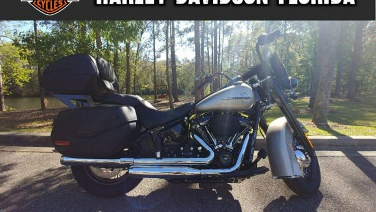 2018 Harley-Davidson Softail Heritage Classic 114 for sale 200545461