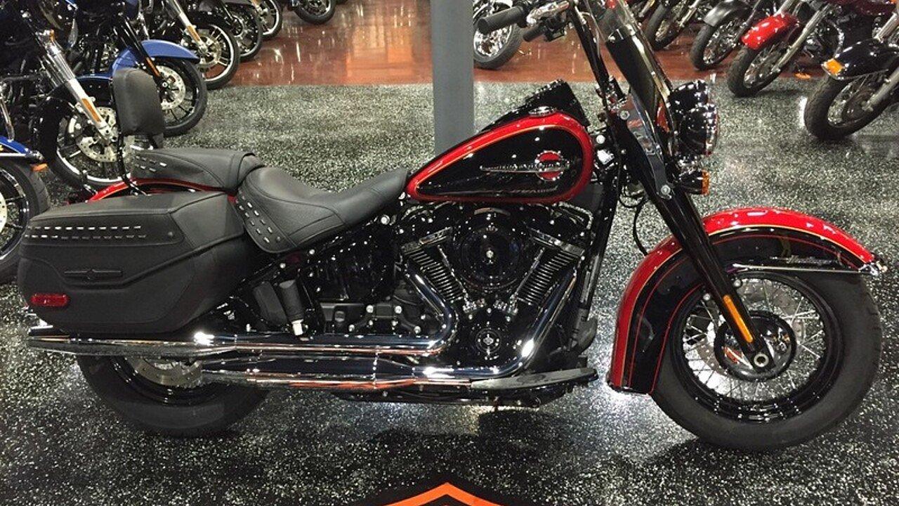 2018 Harley-Davidson Softail for sale 200546945