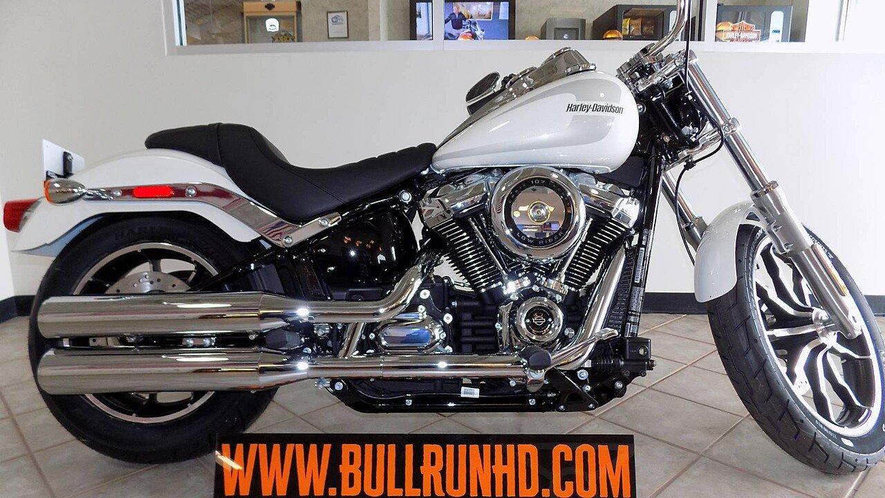 2018 Harley-Davidson Softail for sale 200546949