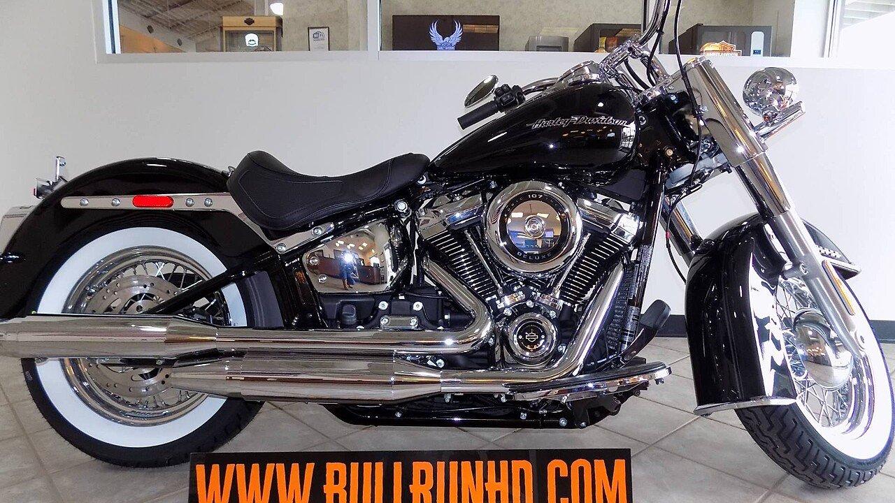 2018 Harley-Davidson Softail for sale 200546952