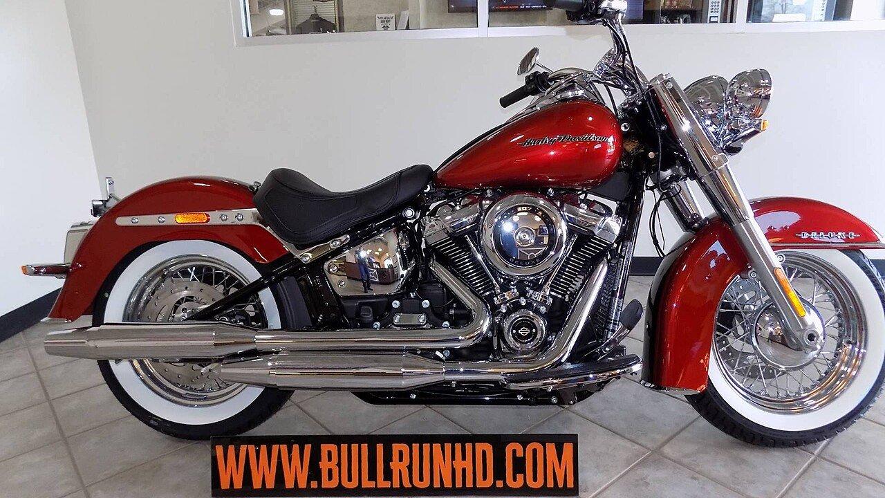 2018 Harley-Davidson Softail for sale 200548118