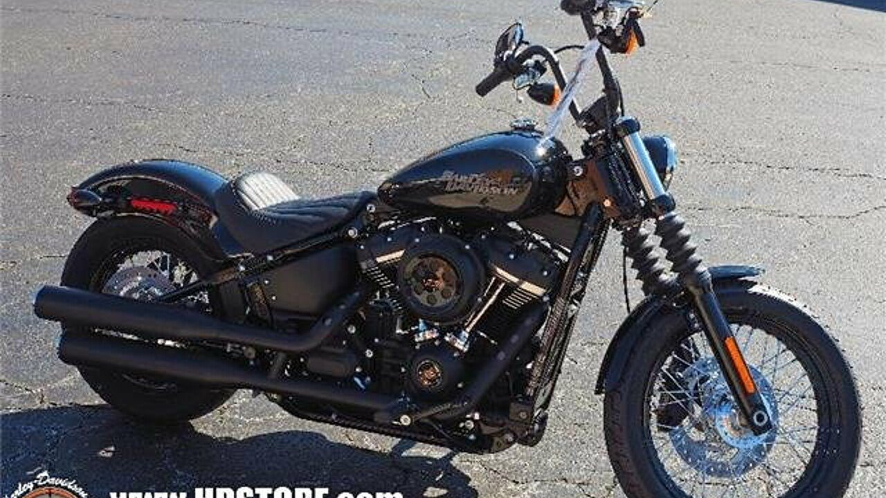 2018 Harley-Davidson Softail Street Bob for sale 200550553