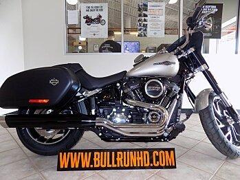 2018 Harley-Davidson Softail for sale 200553600