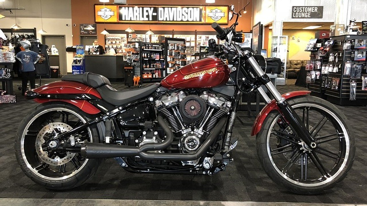 2018 Harley-Davidson Softail Breakout for sale 200557730