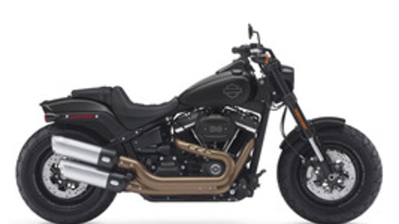 2018 Harley-Davidson Softail Fat Bob 114 for sale 200557805