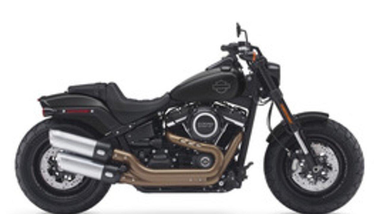 2018 Harley-Davidson Softail Fat Bob for sale 200558086