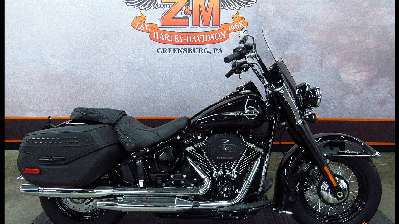 2018 Harley-Davidson Softail for sale 200559349
