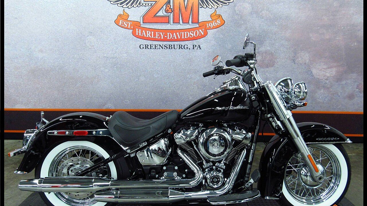 2018 Harley-Davidson Softail for sale 200559999