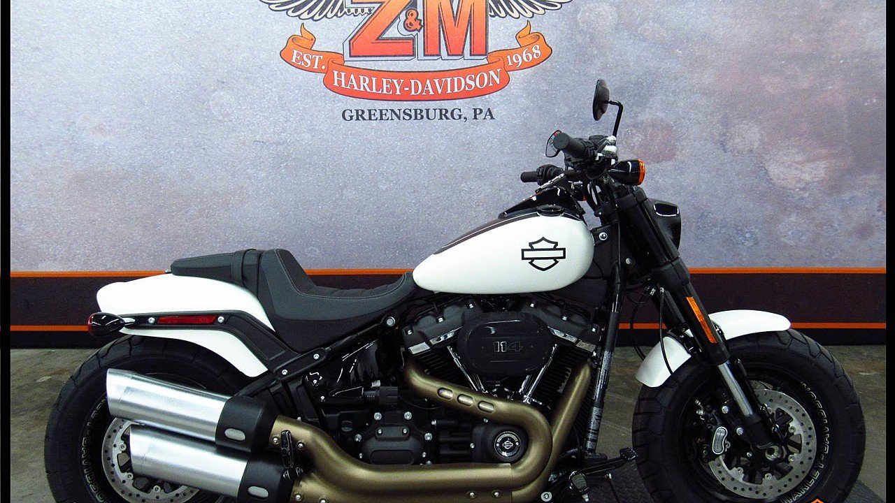 2018 Harley-Davidson Softail for sale 200560000
