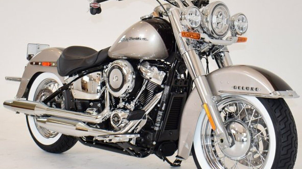 2018 Harley-Davidson Softail Deluxe for sale 200560665