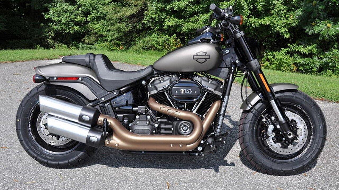 2018 Harley-Davidson Softail for sale 200563336