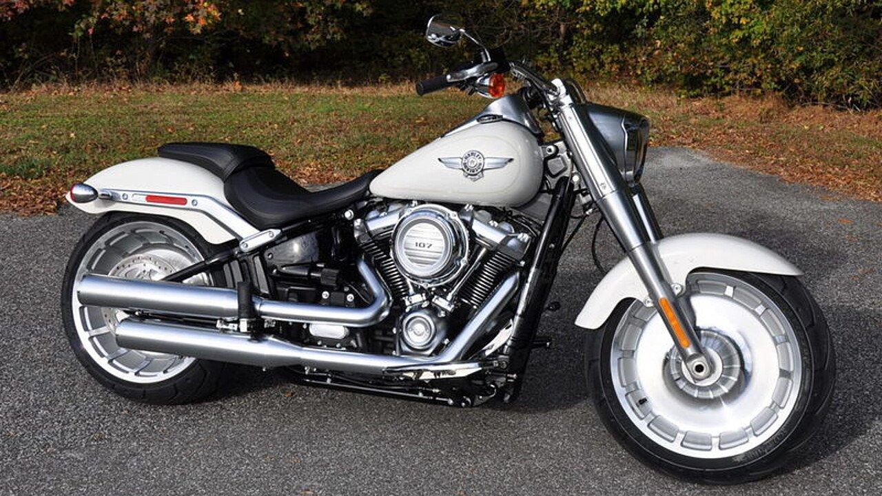 2018 Harley-Davidson Softail for sale 200563365
