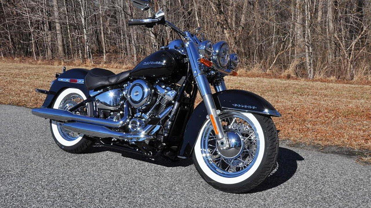 2018 Harley-Davidson Softail for sale 200563387