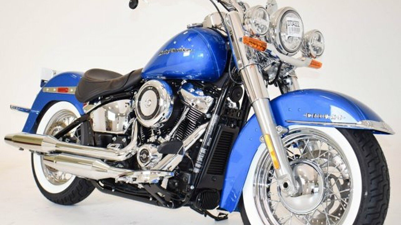 2018 Harley-Davidson Softail Deluxe for sale 200563612