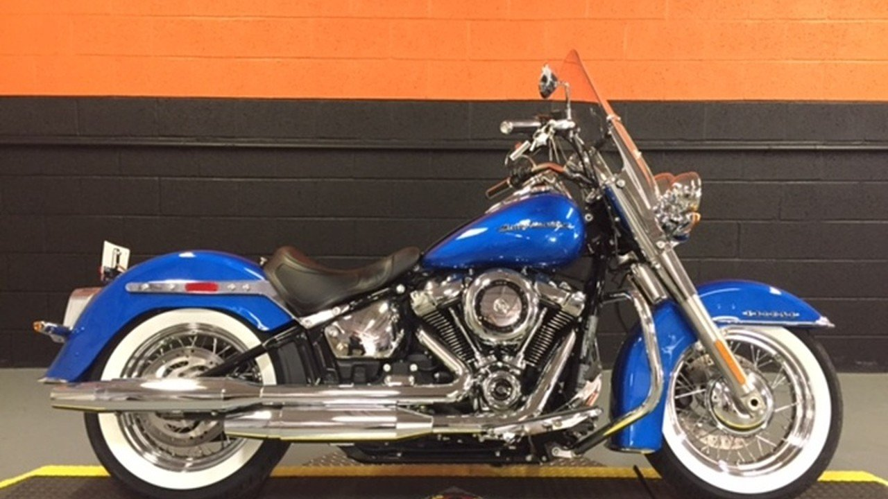 2018 Harley-Davidson Softail for sale 200564003