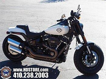 2018 Harley-Davidson Softail Fat Bob for sale 200578127