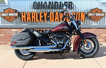 2018 Harley-Davidson Softail Heritage Classic 114 for sale 200578241