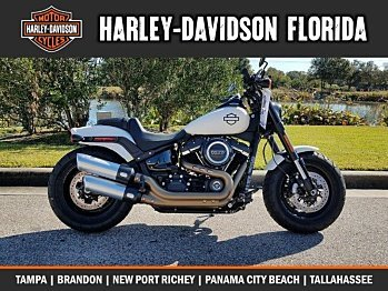 2018 Harley-Davidson Softail Fat Bob for sale 200585621