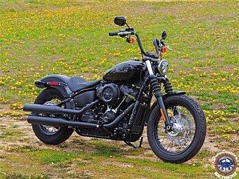 2018 Harley-Davidson Softail Street Bob for sale 200592396