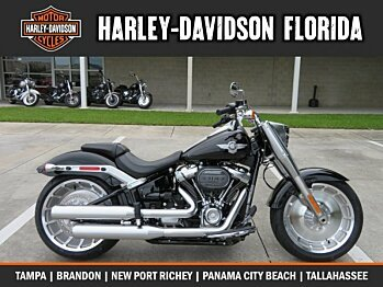 2018 Harley-Davidson Softail Fat Boy 114 for sale 200592980