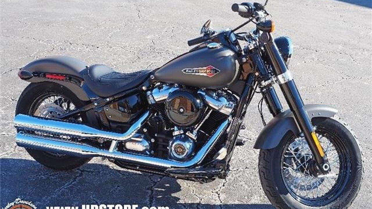 2018 Harley-Davidson Softail Slim for sale 200596571