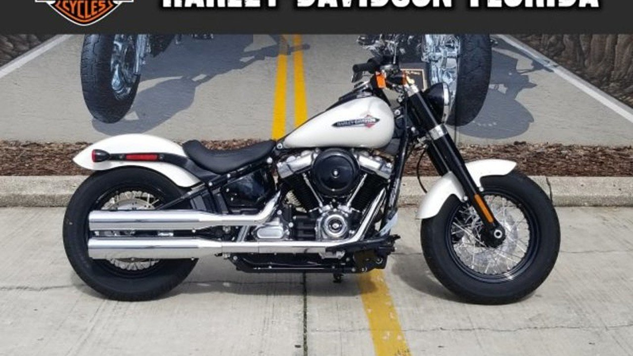 2018 Harley-Davidson Softail Slim for sale 200598819