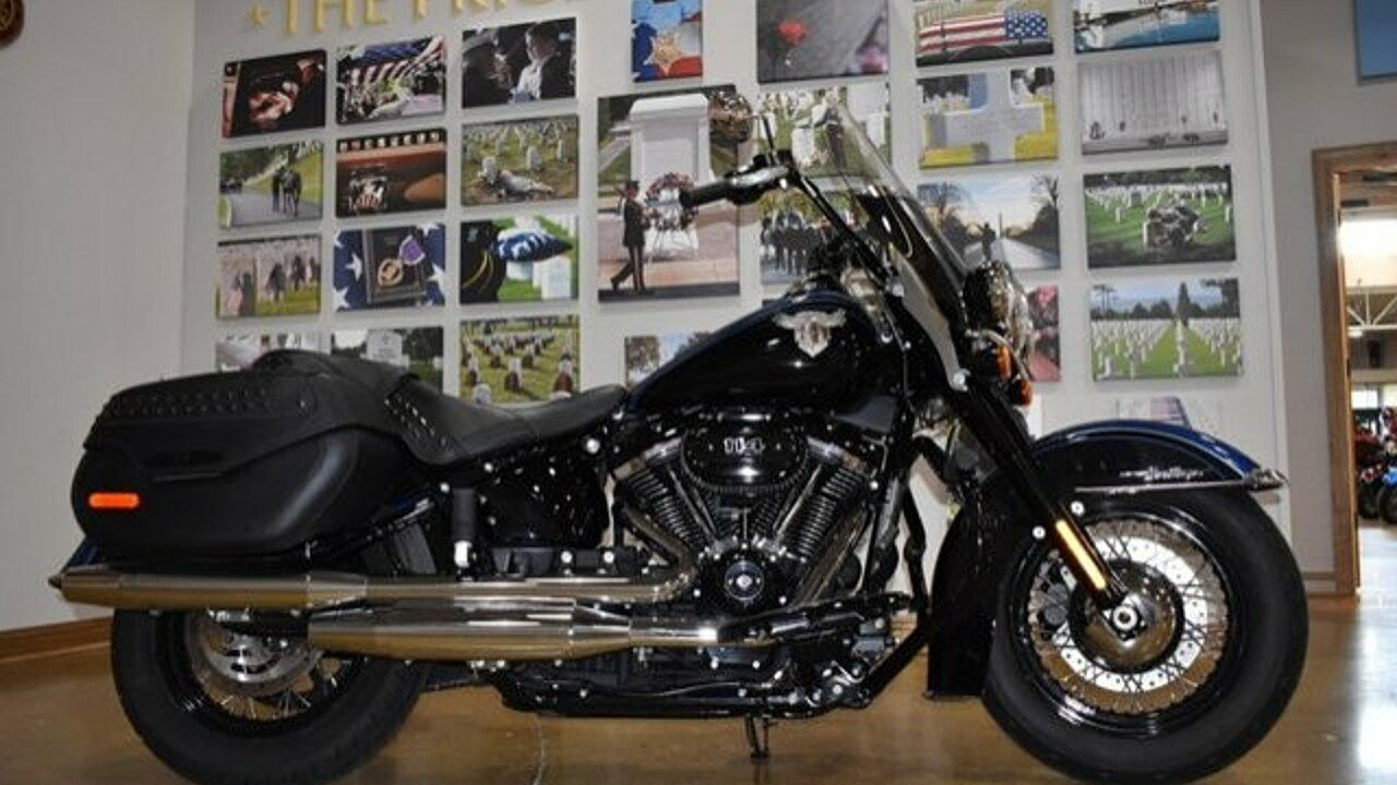2018 Harley-Davidson Softail 115th Anniversary Heritage Classic 114 for sale 200609049