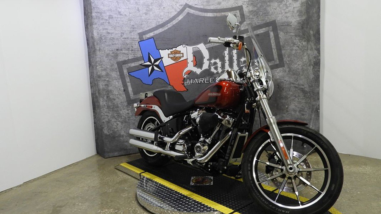 2018 Harley-Davidson Softail Low Rider for sale 200620534