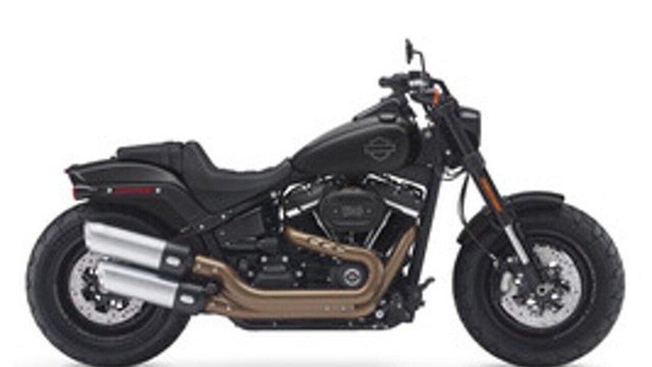 2018 Harley-Davidson Softail Fat Bob 114 for sale 200620623