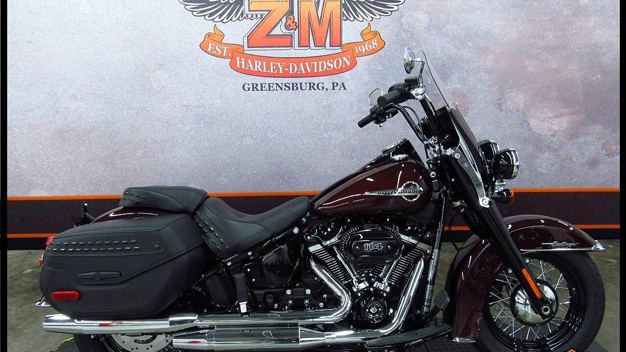 2018 Harley-Davidson Softail for sale 200621276