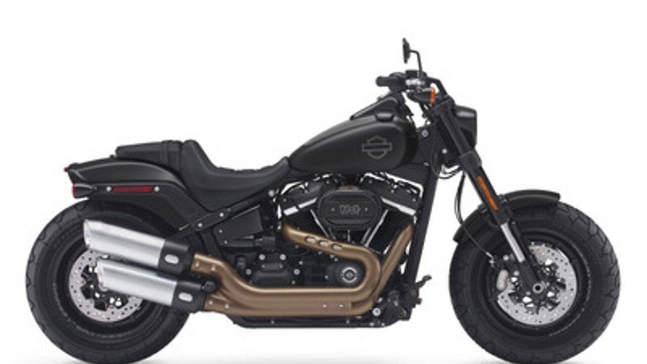 2018 Harley-Davidson Softail Fat Bob 114 for sale 200623594