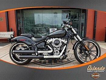 2018 Harley-Davidson Softail for sale 200638048