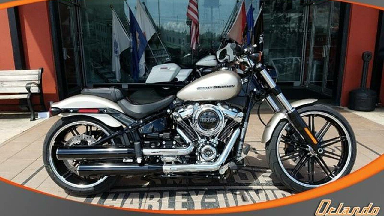2018 Harley-Davidson Softail for sale near Orlando, Florida