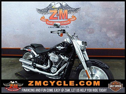 2018 Harley-Davidson Softail for sale 200493864